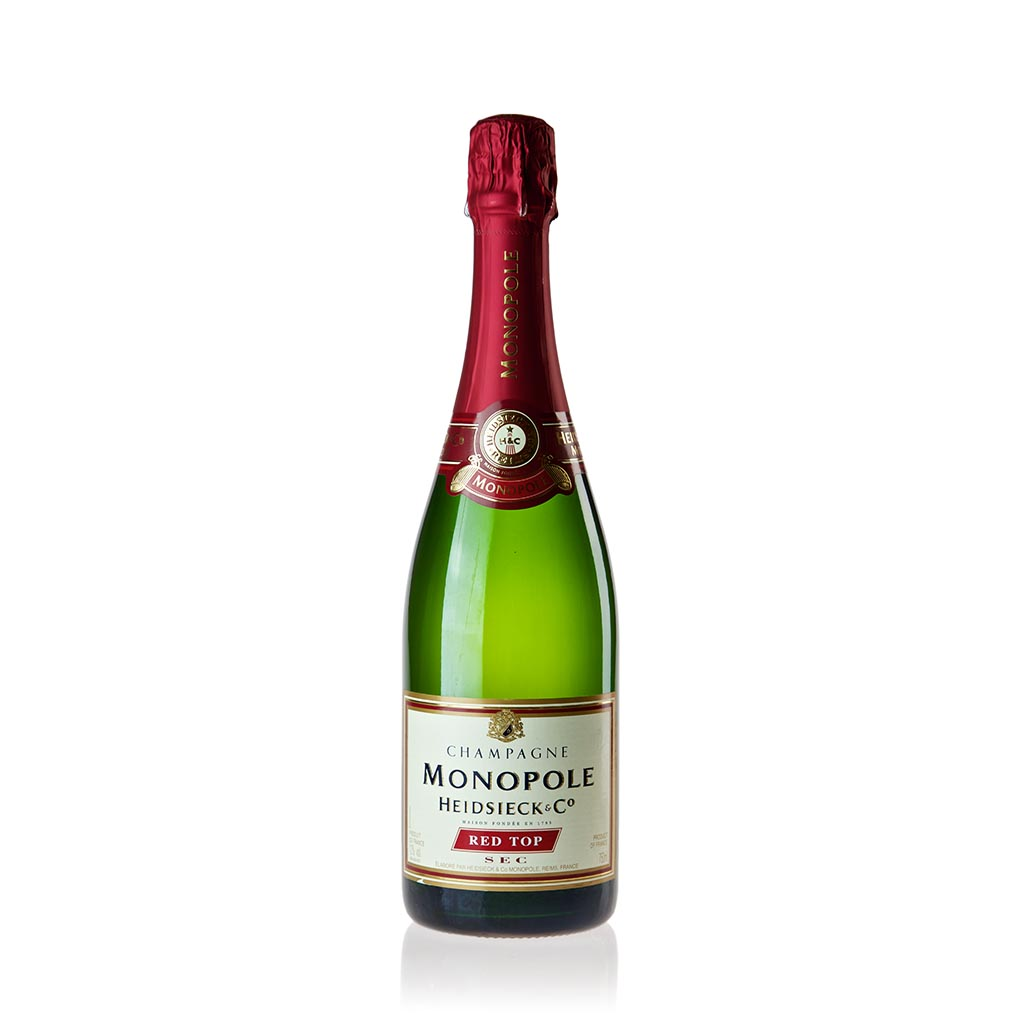 Heidsieck Monopole Red Top Sec 1