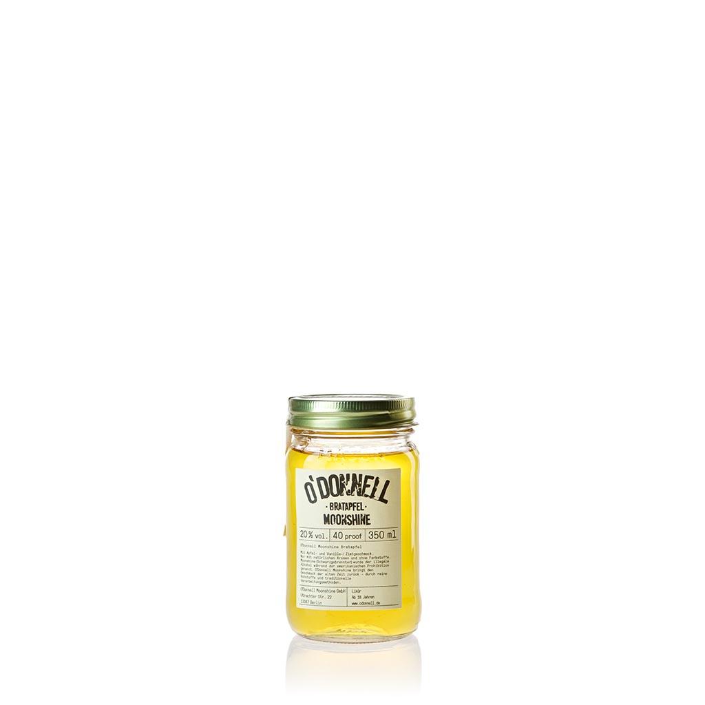 O`Donnell Bratapfel Moonshine 1