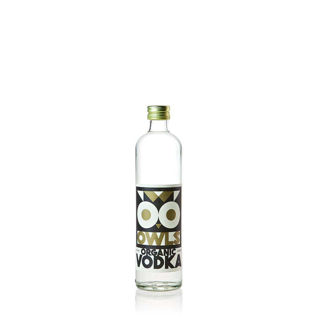 OWLS Vodka 0,35 l 1