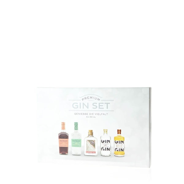 Premium Gin Set