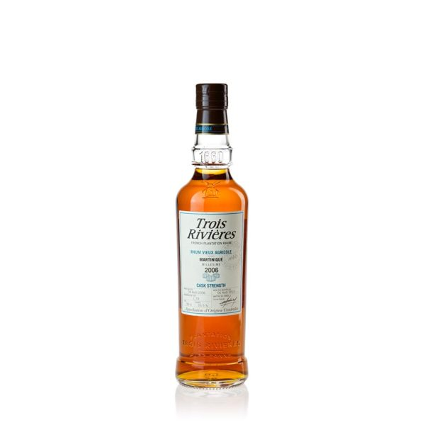 Trois Rivieres Cask Strength