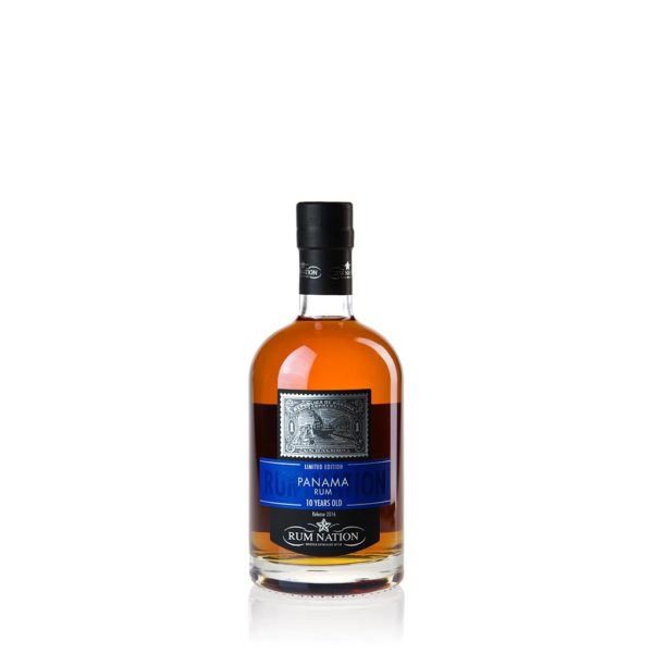 Rum Nation Panama 10 Jahre