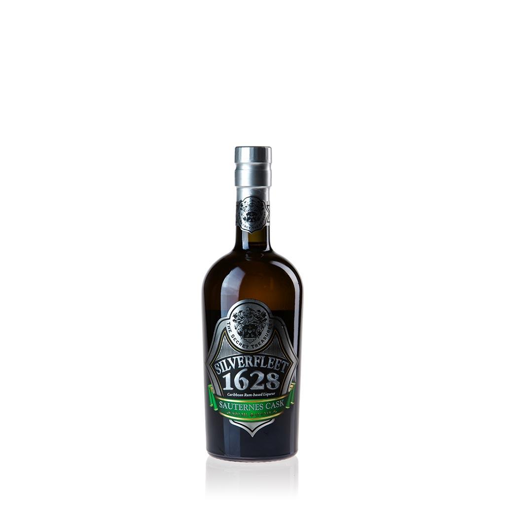 1628 Silverfleet Caribbean Rum 1
