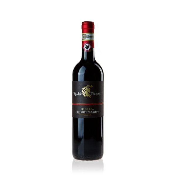 Spadaio e Piecorto Chianti Classico Riserva DOCG 2012