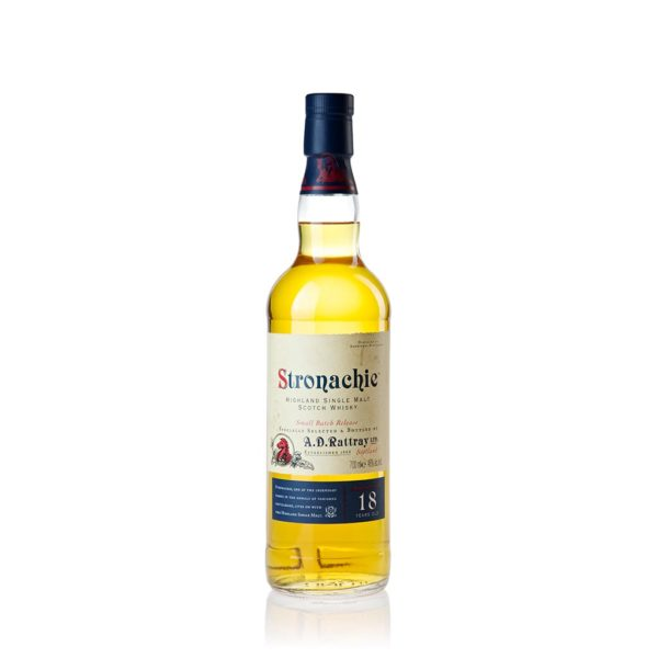 Stronachie Single Malt 18