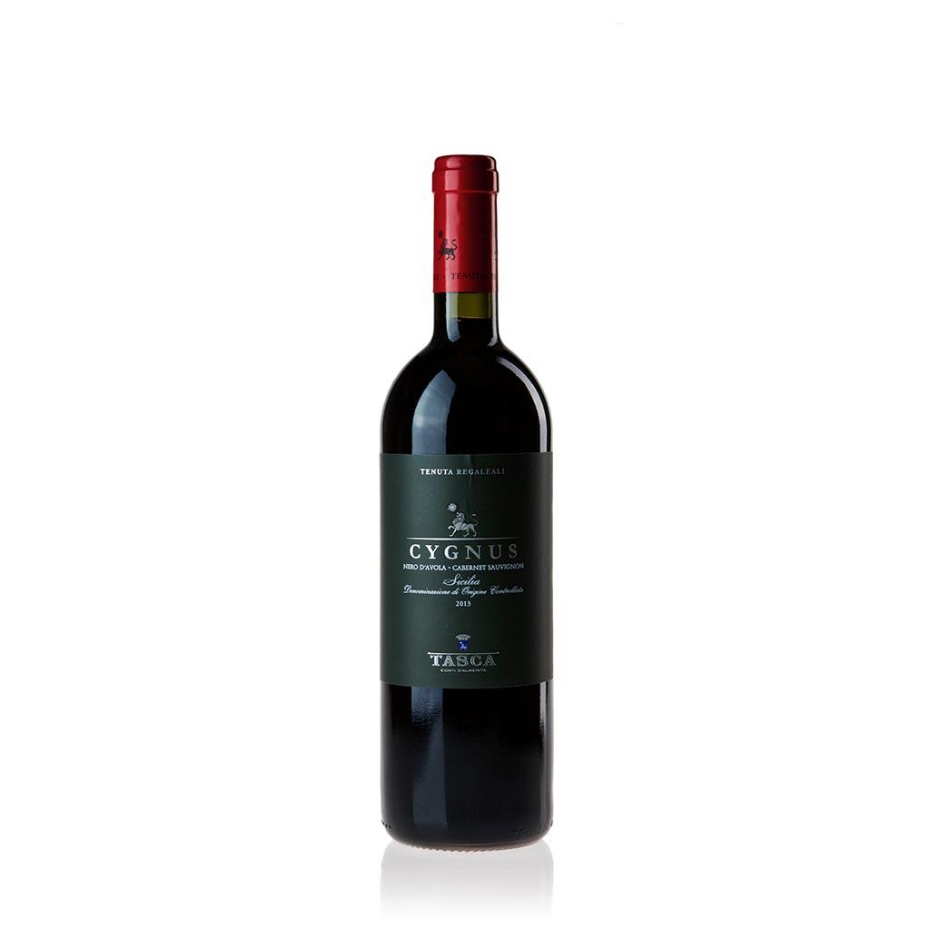 Conti Tasca d` Almerita Cygnus Nero d'Avola Cabernet Sauvignon IGT 2013 1