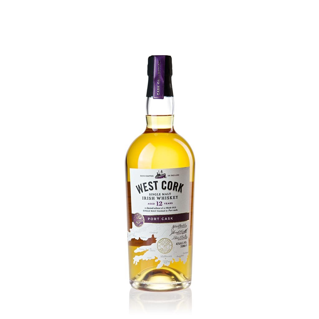 West Cork Port Cask 1