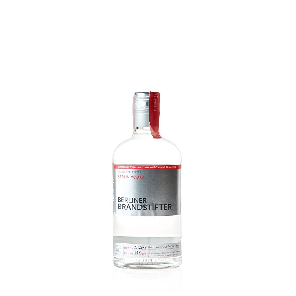 Berliner Brandstifter Vodka