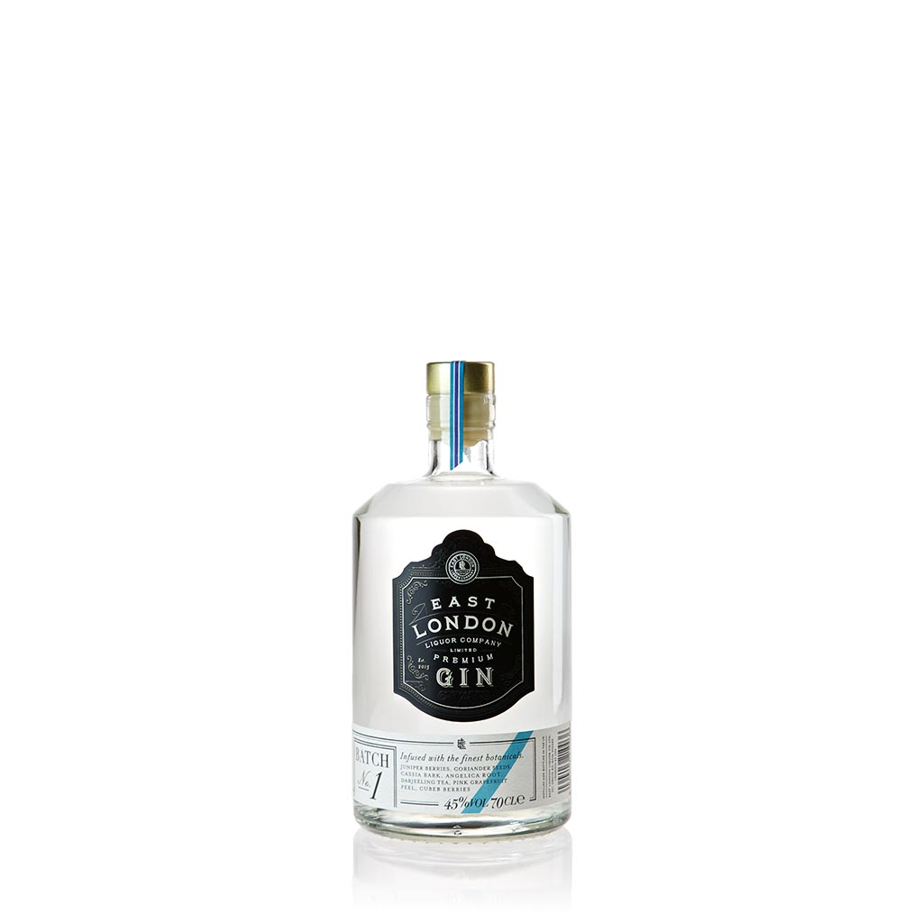 East London Gin Batch 1
