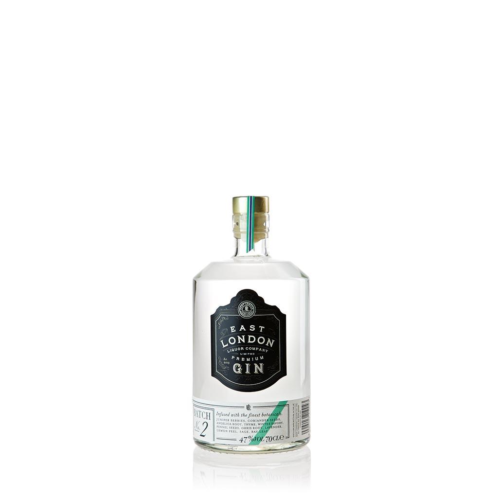 East London Gin Batch 2