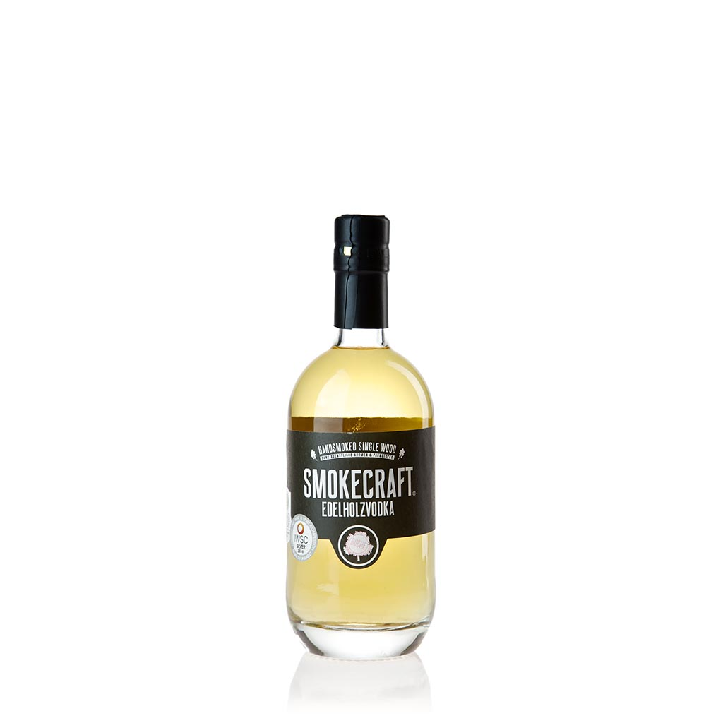 Smokecraft Edelholzvodka 1