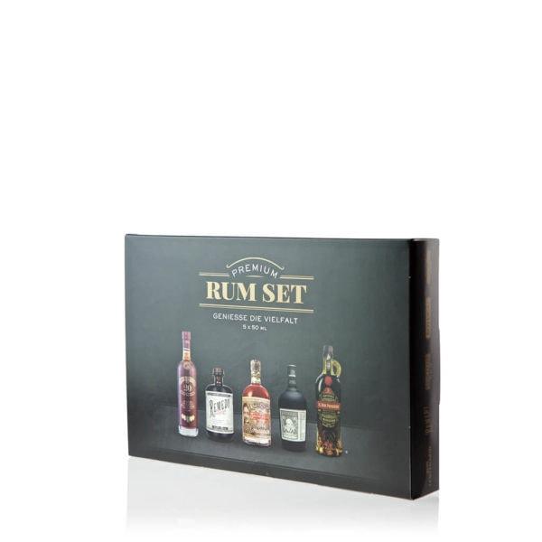 Rumtastic Rum Tasting Set