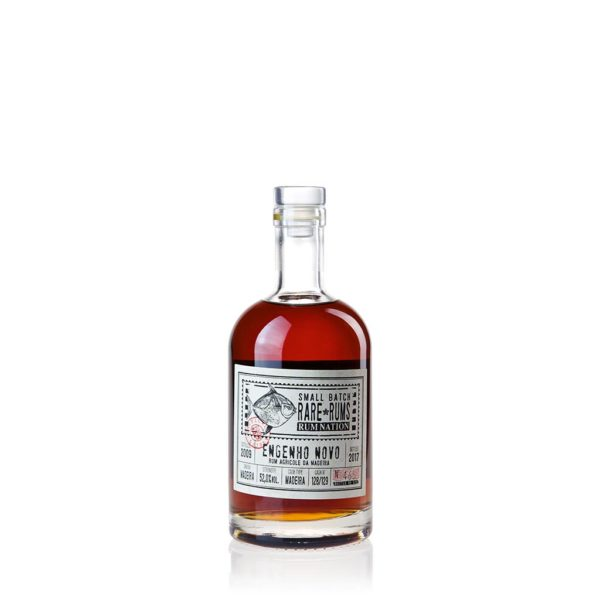 Rum Nation Rare Rums Engenho Novo 2009-2017