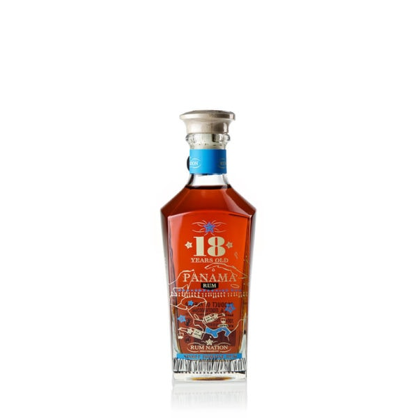Rum Nation Panama 18 Jahre