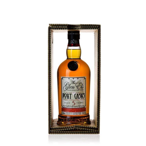 The Glen Els Port Cask 5 Jahre