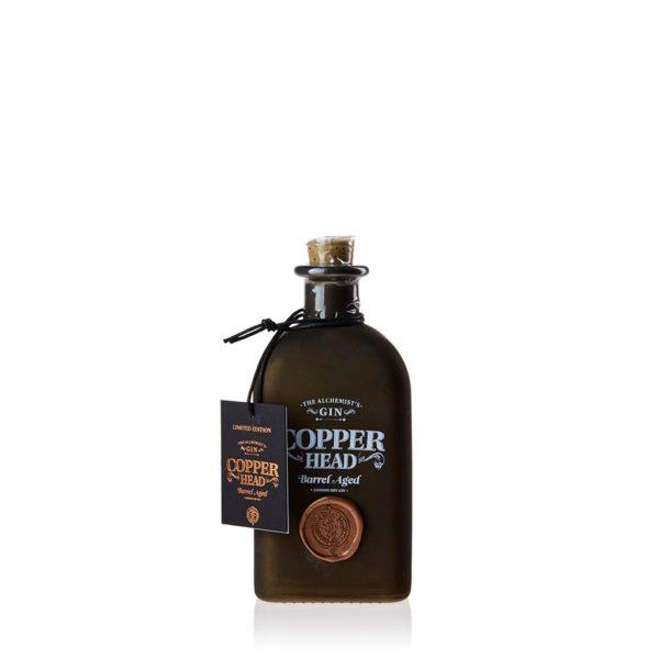 Copperhead Barrel Aged Gin