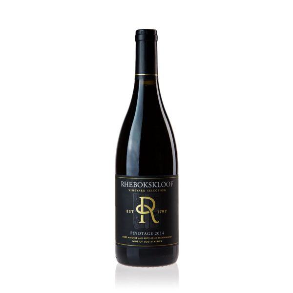 Rhebokskloof Vineyard Selection Pinotage