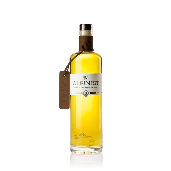 The Alpinist Rare Blend Premium Rum