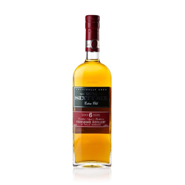Rum Sixty Six Foursquare 6 Jahre Extra Old