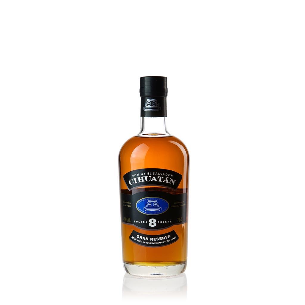 Cihuatan Rum 8 Jahre