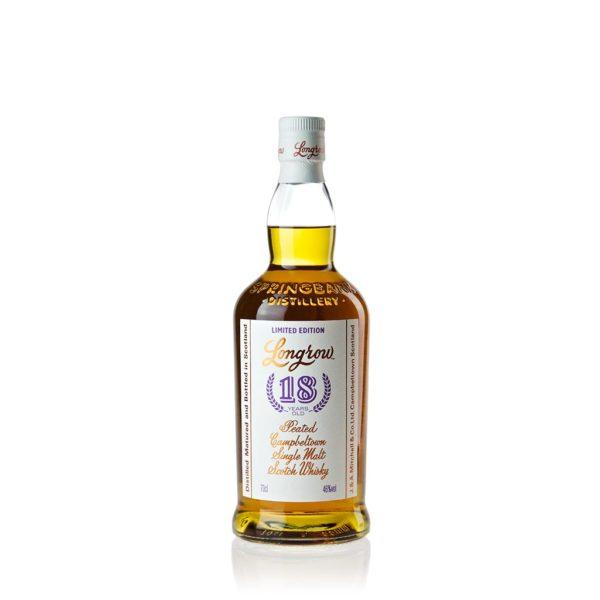 Longrow 18 Jahre Sherry & Bourbon