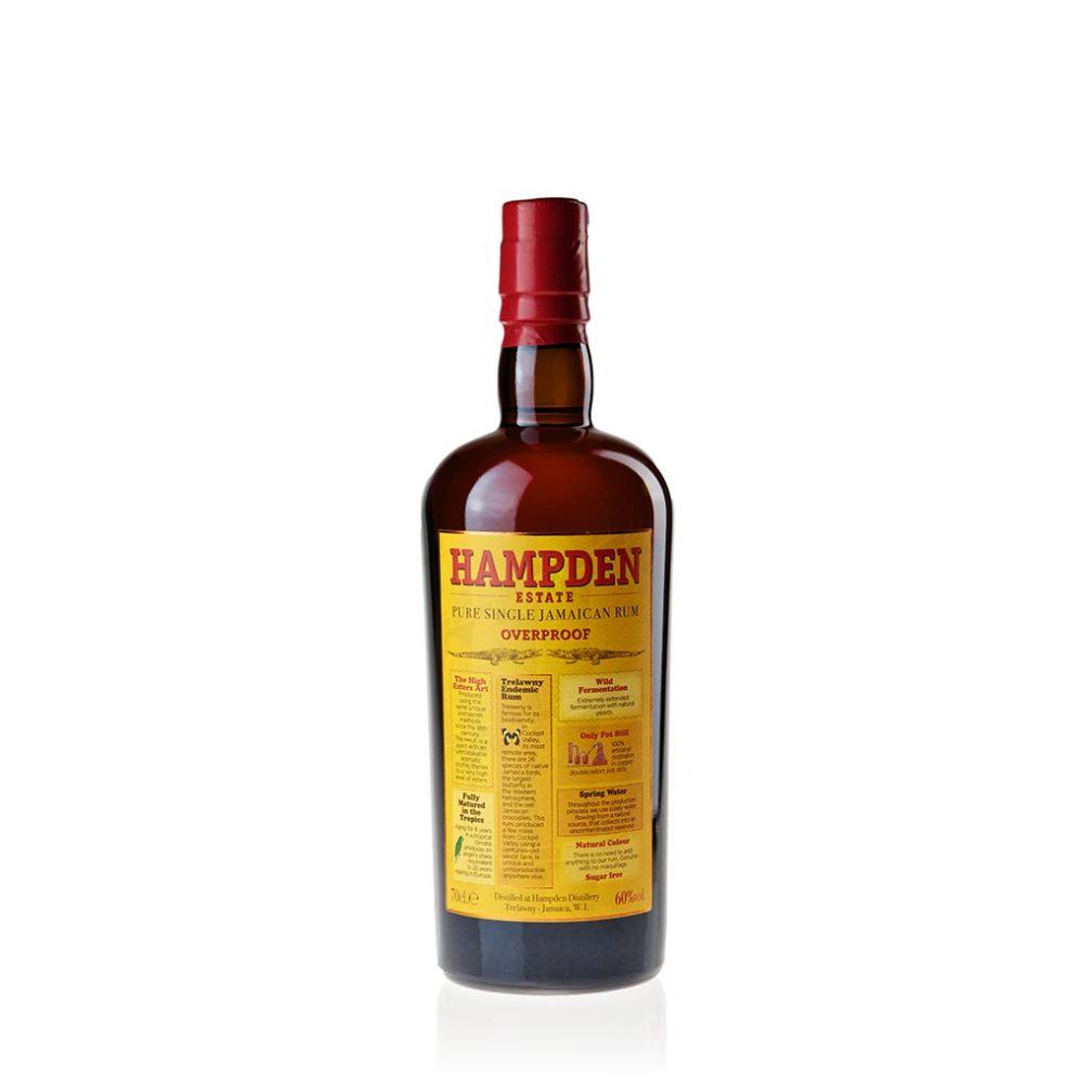 Hampden Estate Overproof Rum