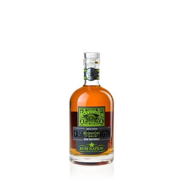 Rum Nation Reunion 7 Jahre Cask Strength