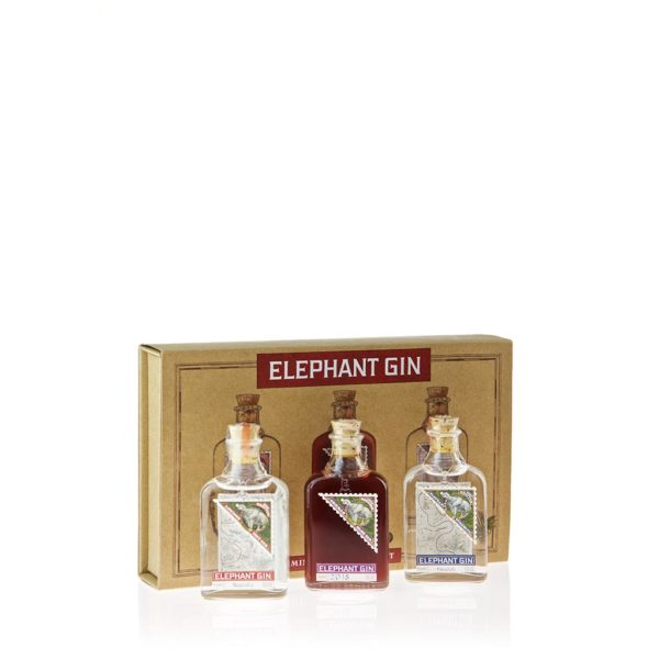 Elephant Gin Miniature Sample Set