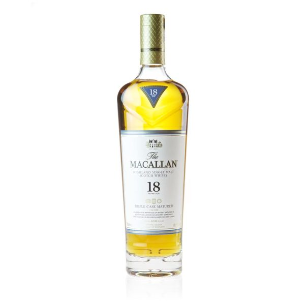 The Macallan Triple Cask 18 Jahre