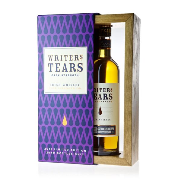 Writer's Tears Cask Strength 2016 Edition