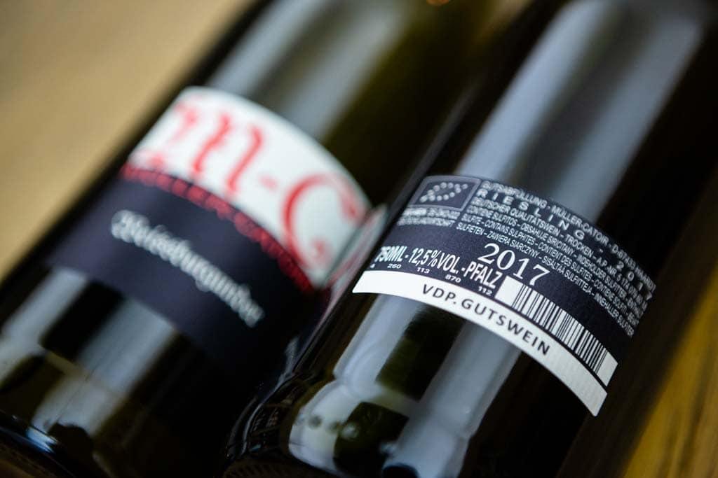 Wein aus der Pfalz von Müller-Catoir
