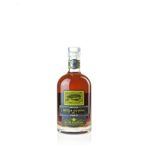 Rum Nation British Guyana 10 Jahre Limited Edition