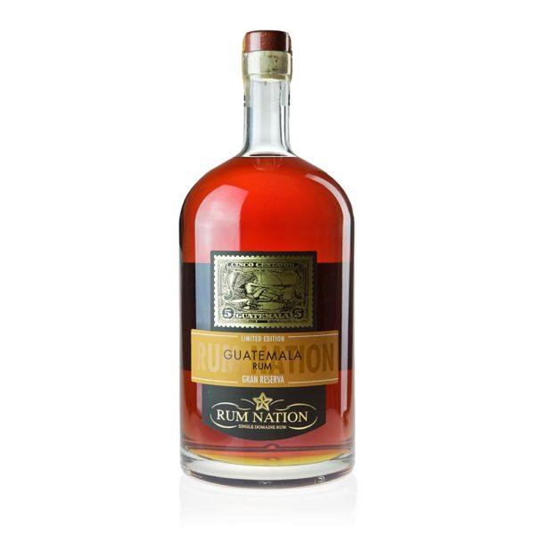 Rum Nation Guatemala Gran Reserva 4,5 l