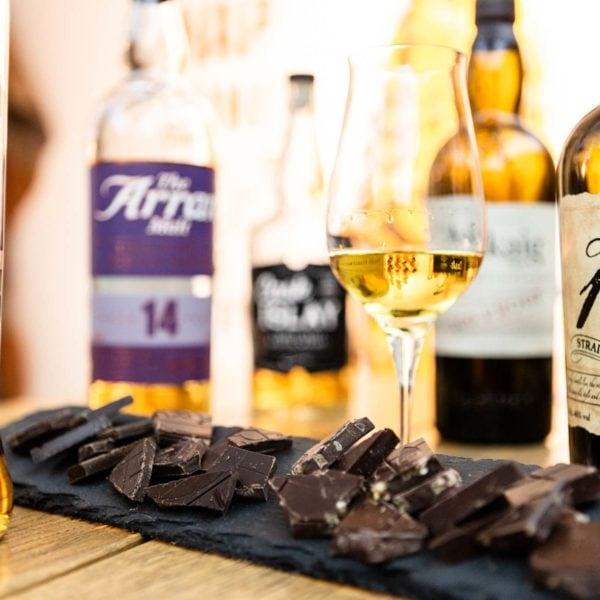 Whisky + Schokolade Tasting