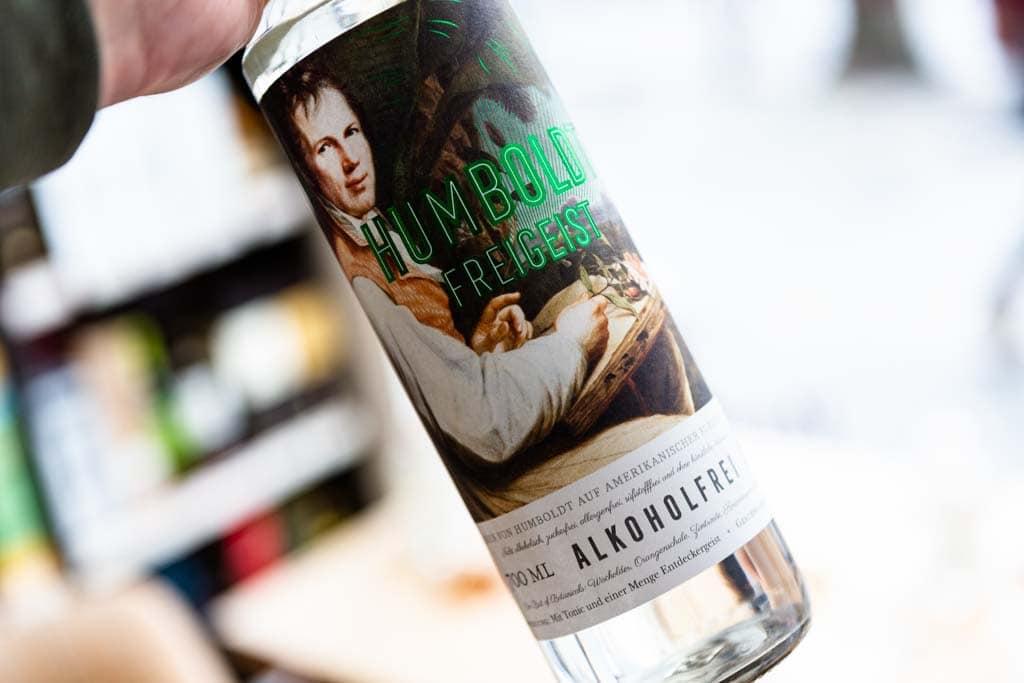 Humboldt Freigeist von den Spreewood Distillers