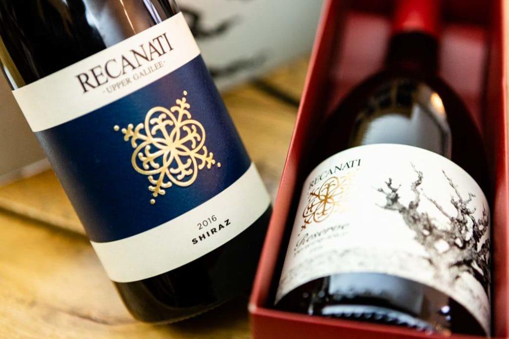 Recanati Weine aus Israel