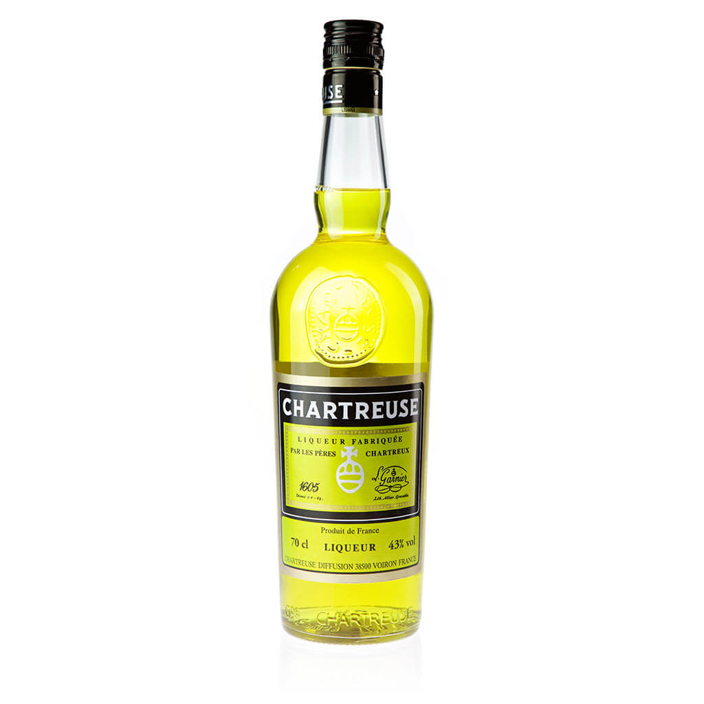 Chartreuse Jaune (Gelb)