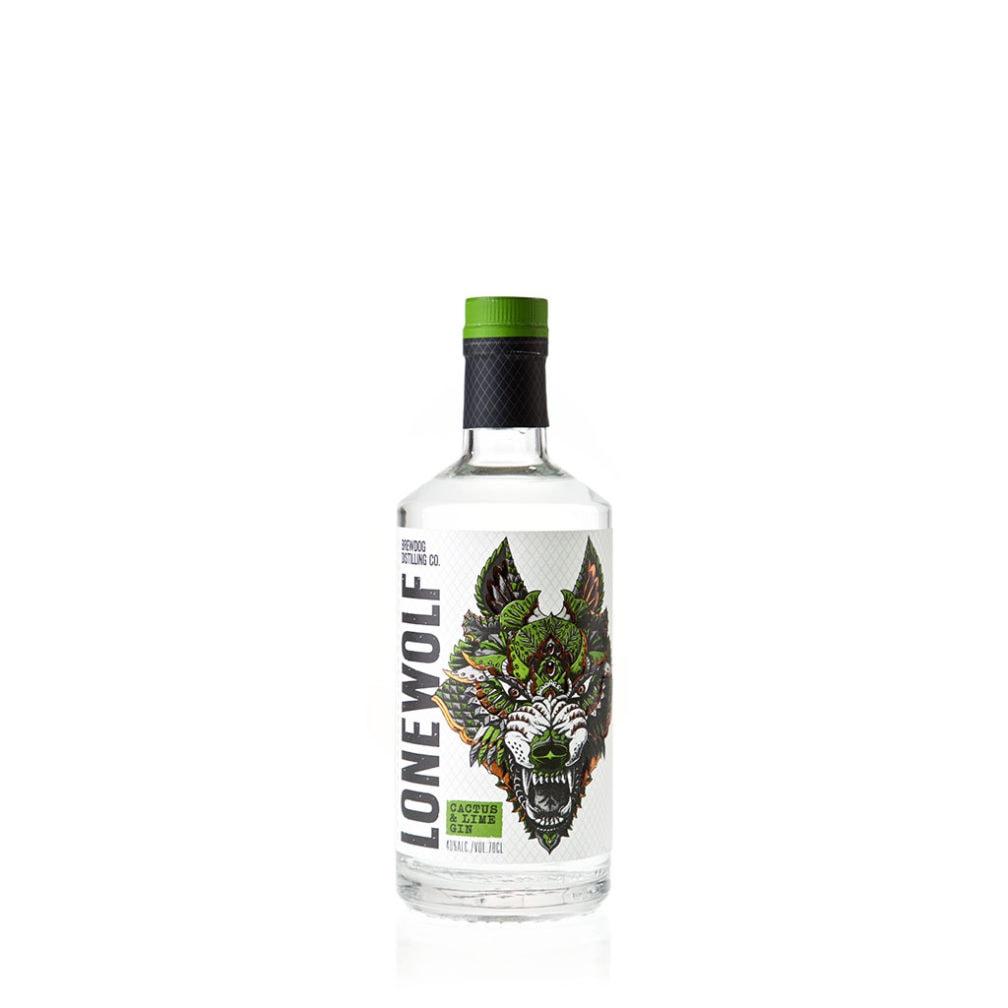 BrewDog Lone Wolf Cactus & Lime Gin