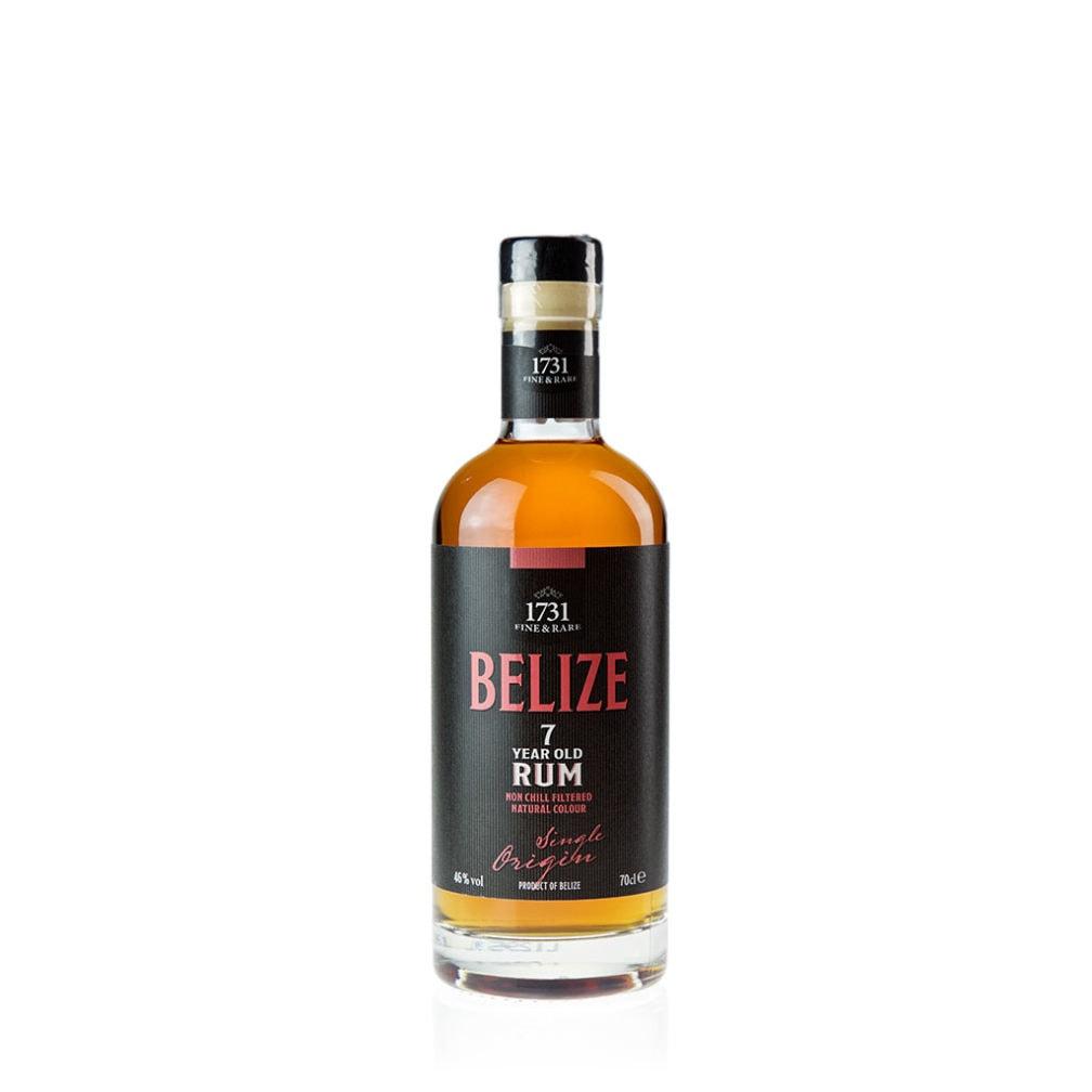 1731 Fine & Rare Belize 7 Jahre