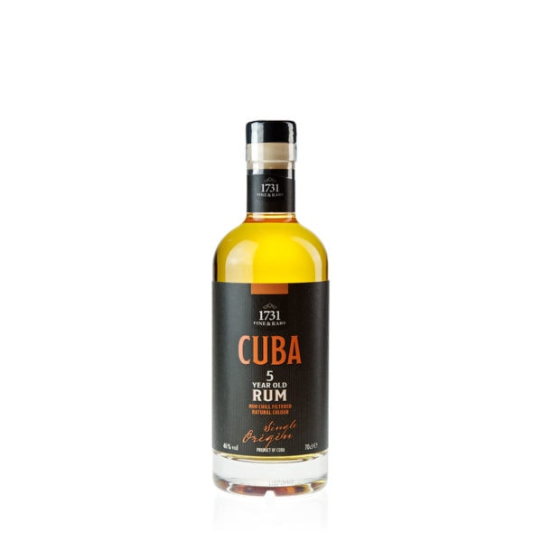 1731 Fine & Rare Cuba 5 Jahre