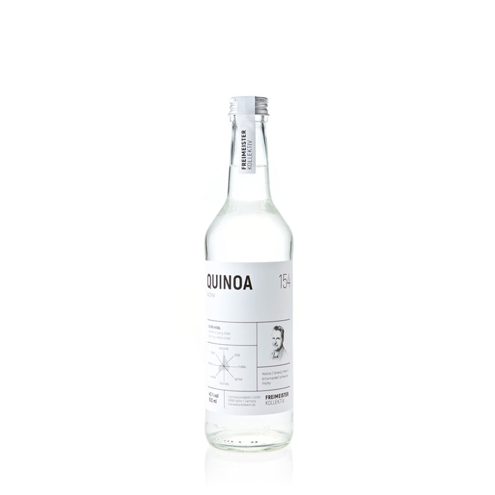Freimeister Kollektiv Quinoa Vodka