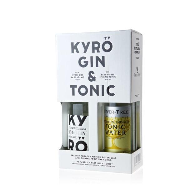 Kyrö Gin & Tonic Set groß