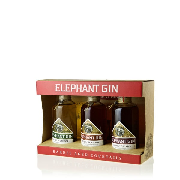 Elephant Barrel Aged Cocktail Set