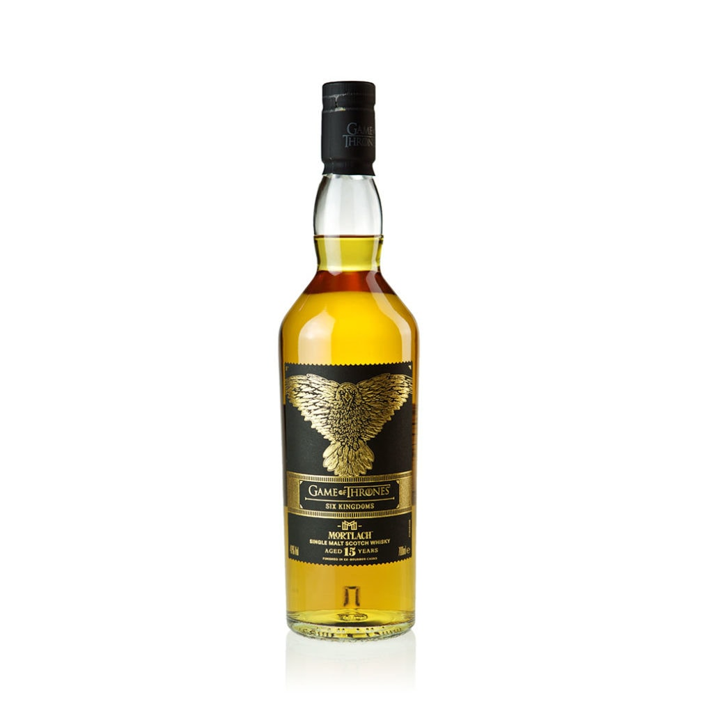 Game of Thrones Mortlach 15 Jahre