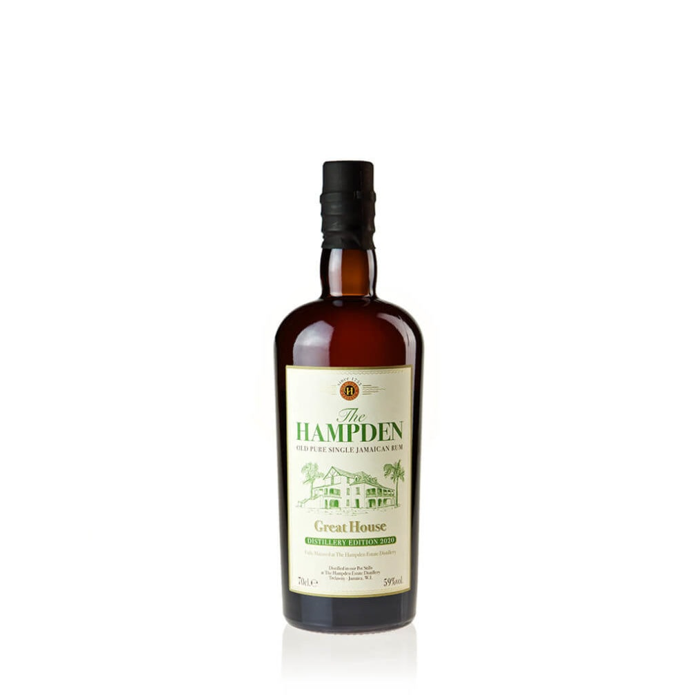Hampden Great House Distillery Edition 2020