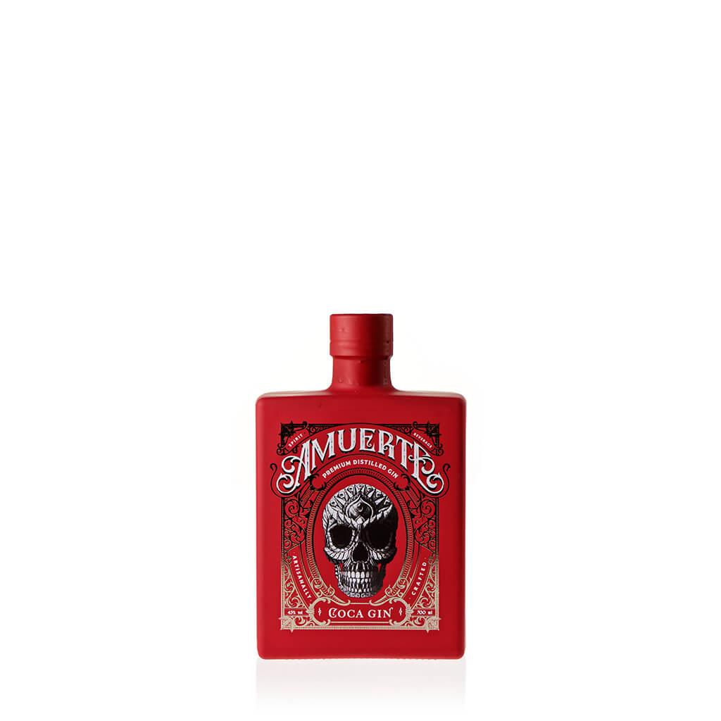 Amuerte Coca Gin Red