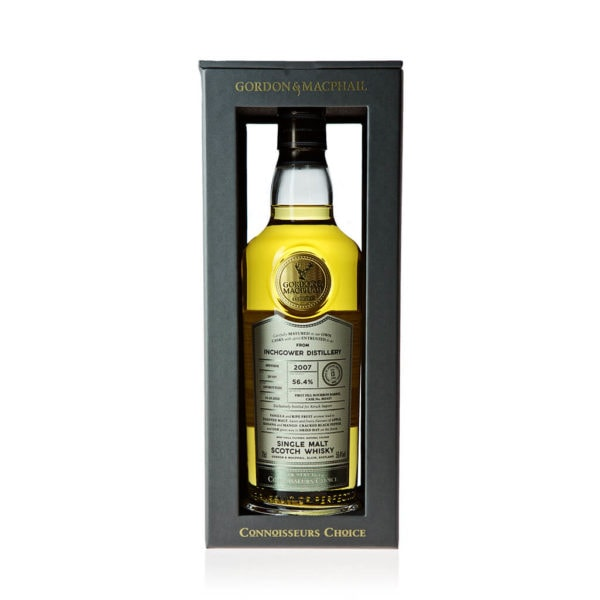 G&M Inchgower 2007 Cask Strength Connoisseurs Edition