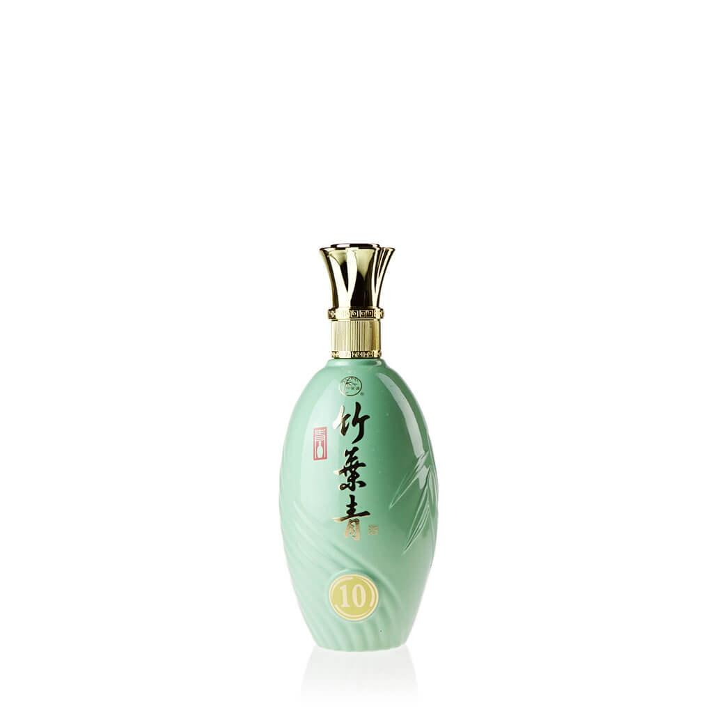 Zhuyeqing Bamboo Green 10