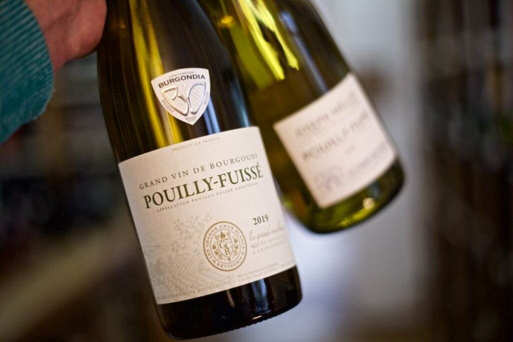 Pouilly-Fumé oder Pouilly-Fuissé?