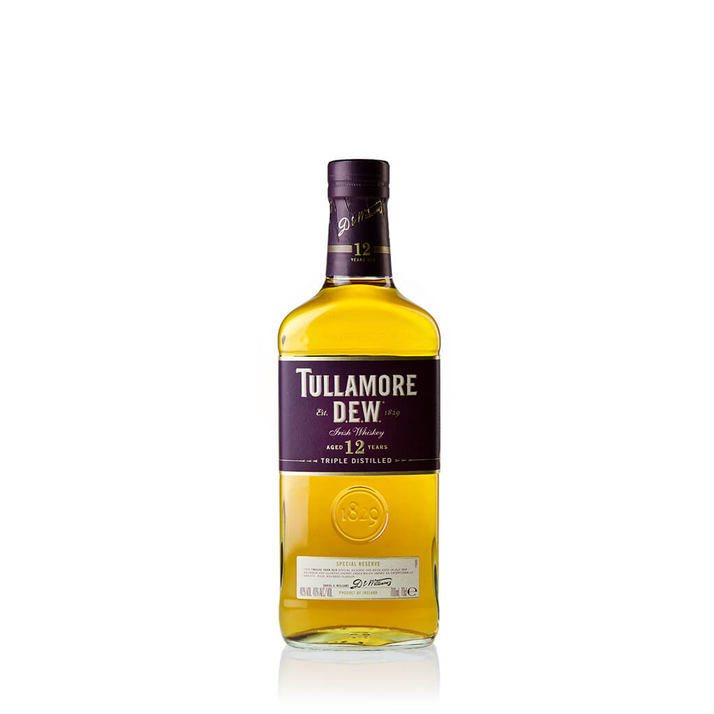 Tullamore Dew 12 Jahre Blended Irish Whiskey
